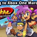 『シャンティ 海賊の呪い』Xbox One移植決定、海外で3月16日リリース
