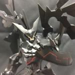 【日々気まぐレポ】第138回 漆黒の堕天使、降臨!「アストラナガン」がプラキットでついに発売の画像