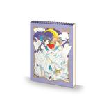 「カードキャプターさくら」高品質クロッキー発売決定、ブックとノートの2種の画像