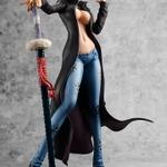 「ONE PIECE」の「トラファルガー・ロー」女体化フィギュアが登場、やりすぎなくらいセクシーにの画像