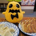 『ログレス』を遊べば「大阪王将」の餃子が無料で食べられる!編集部も食べてきましたの画像