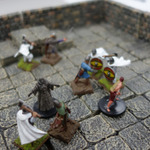TRPG向けミニチュア城『Dwarven Forge's Castles』が超豪華!サンドボックスの様に組み立て可能の画像