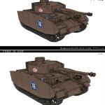 """【インタビュー】「ガルパン劇場版」3D監督が語る""""戦車のCGモデル""""、その制作エピソードとはの画像"""