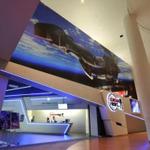 ガンダムフロント東京 エントランスの画像