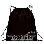『グラディウス』30周年記念「スニーカー」発売!ロゴや「カプセル」をクールにデザインの画像