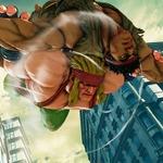 『ストリートファイターV』追加キャラ「アレックス」のスクリーンショット公開の画像