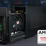 AMDがグラボの外付け技術「XConnect」を発表!PCを再起動することなく接続可能