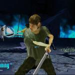 VRMMO『ソードアート・オンライン ザ・ビギニング』バトル映像が公開…実際に腕を動かし、ボスを斬る!の画像