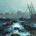 『Fallout 4』DLC「Far Harbor」は『オブリビオン』の「Shiverling Isles」以上の広さにの画像