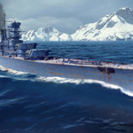 『World of Warships』ソ連巡洋艦ツリー実装!キーロフなど戦艦並の巨体を持つの画像