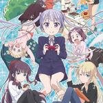ゲーム制作会社が舞台のTVアニメ「NEW GAME!」キービジュアル公開!放送開始は7月、青葉のフィギュア化も決定