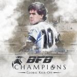『BFB Champions』イメージキャラクターにマラドーナが決定! ティザーPVフルバージョンに登場