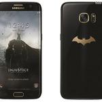 男ゴコロくすぐる「Galaxy S7 edge」バットマン仕様モデル登場