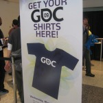 【GDC 2009】実は太っ腹!? GDC特製Tシャツ無料配布中