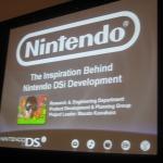 【GDC 2009】任天堂・桑原氏がニンテンドーDSiの開発の裏側を明らかに