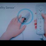 「Wiiバイタリティセンサー」が実現するゲームとは? 岩田社長がコメント