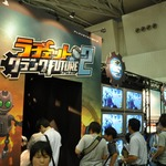 【WHF 2009夏】PSP goも展示のソニーブースは『ラチェット』と『ぼくなつ4』