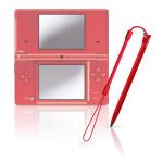 キーズファクトリー、新色DSiレッドに合わせた「タッチペンリーシュDSi」発売