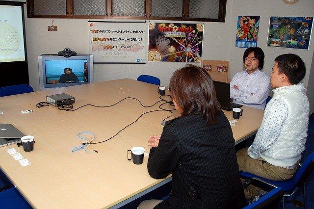 海を超えた本当の意味での共同開発が結実した『ドラゴンボールオンライン』(1)