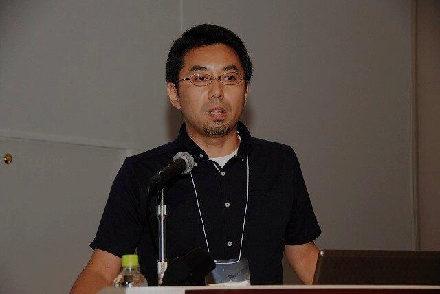 【CEDEC 2010】老舗ゲームメーカーの人材育成とは、セガの場合