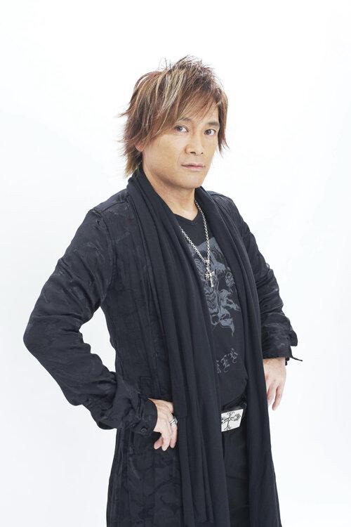 影山ヒロノブさん (JAM Project)