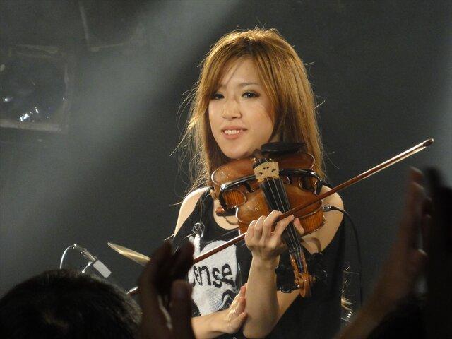 北村友香(Violin)
