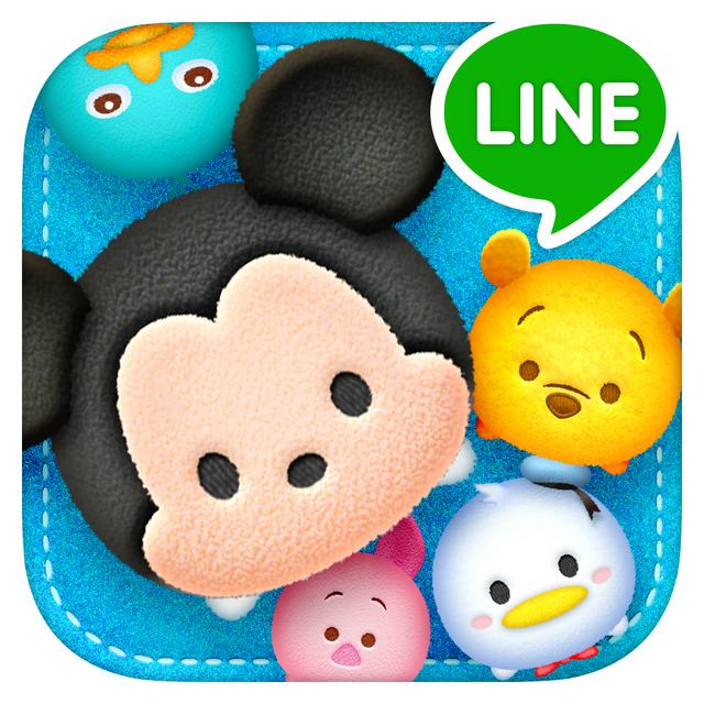 Line 215 ディズニーの第一弾は『line:ディズニー ツムツム』!まだ販売されていないツムツムも登場 1枚目の写真