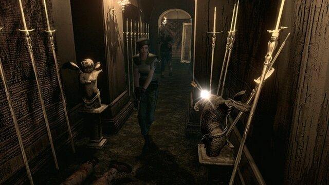【画像】PS3/4「バイオハザード HDリマスター」GC版との比較画像が公開