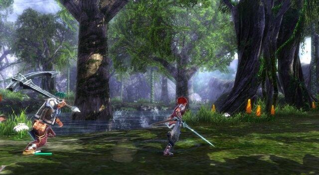 【画像】PS4「イース」の開発中画像が公開