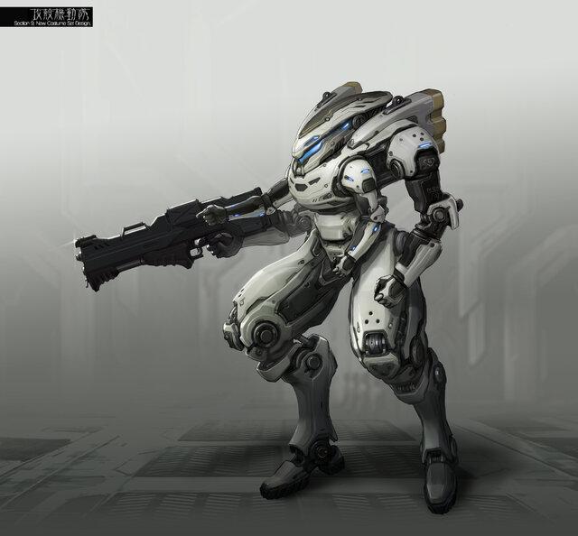 「攻殻機動隊SAC」を題材とした新作FPS『攻殻機動隊オンライン』の映像が公開