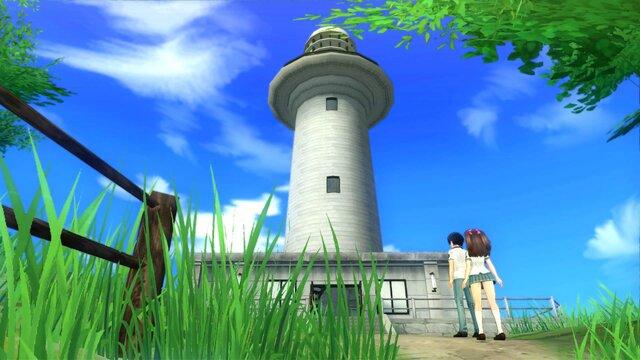 キャラのパンツが毎日変わる!PS4/3のオープンワールド恋愛ADV「夏色ハイスクル」の情報が公開