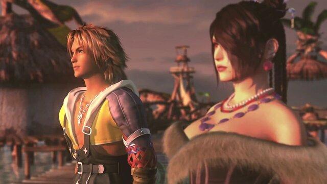 PS4版「FF X/X-2 HD」のPVが公開。あの感動のストーリーが最新グラフィックで蘇る