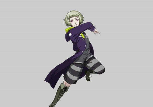 オリジナル主人公「凛央」