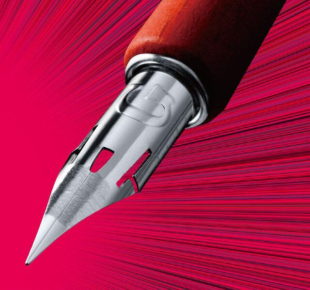 絵描き1000人の要望に応えるべく、約4年かけて開発された「Gペン」8月24日発売…その誕生秘話とは