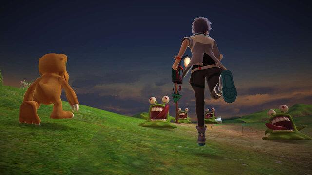 『デジモンワールド -next Order-』初報到着…時間経過に合わせてフィールドが変化、キャラデザはタイキ氏に