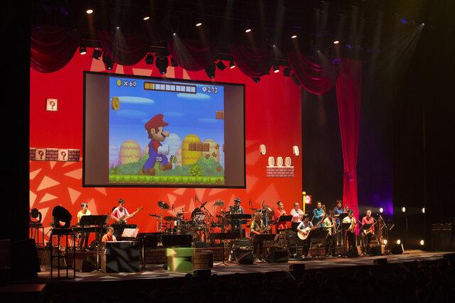 感動と熱狂とともに締めくくられた「スーパーマリオ30周年 記念ライブ」の様子をお届け!