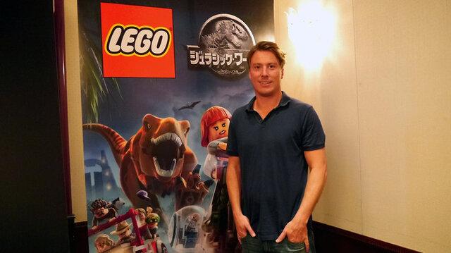 【TGS2015】『LEGO ジュラシック・ワールド』は原作映画への愛がつまった集大成!開発者セッションレポ