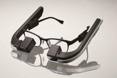 """メガネスーパーが""""メガネ型""""ウェアラブル端末「b.g.」を発表…眼への負担を考慮した設計"""
