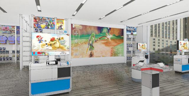 任天堂の旗艦店、Nintendo World Storeが大幅リニューアルして再スタート