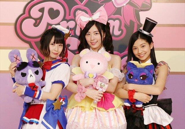 映画「プリパラ」主題歌はSKE48新曲「チキンLINE」 メンバーがキャラクター衣装に挑戦!