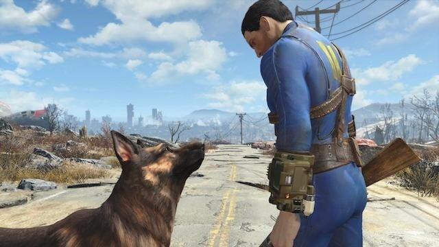 国内PS4版『Fallout 4』新要素やパフォーマンス向上など含むパッチ「v1.02」が配信